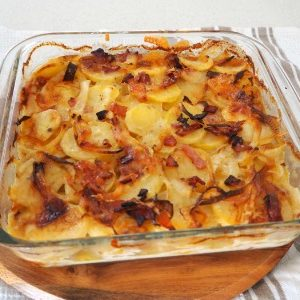 Nan's Scalloped Potatoes recipe
