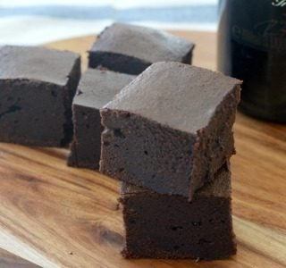 Easy Chocolate Baileys Brownies