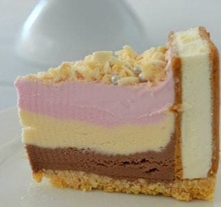 Easy Ice-Cream Cake Recipe