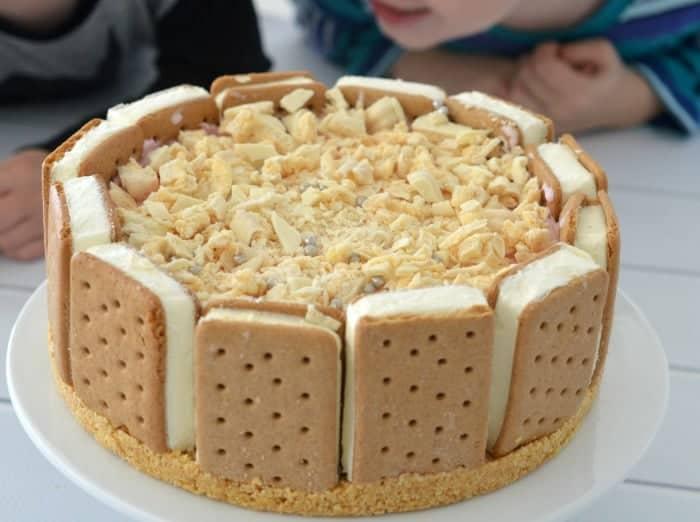 Easy ice cream cake recipes
