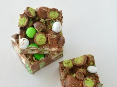 Chocolate Mint Rocky Road Recipe