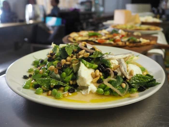 mozzarella-salad