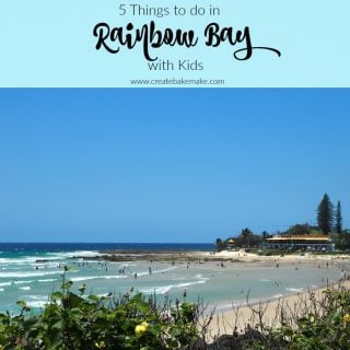 5 fun Things to do in Rainbow Bay with Kids