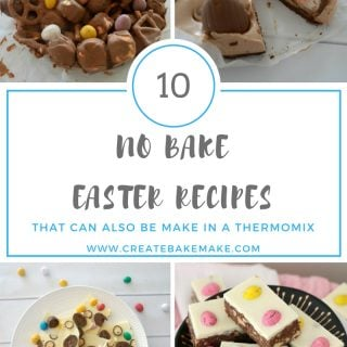 No Bake Easter Recipes