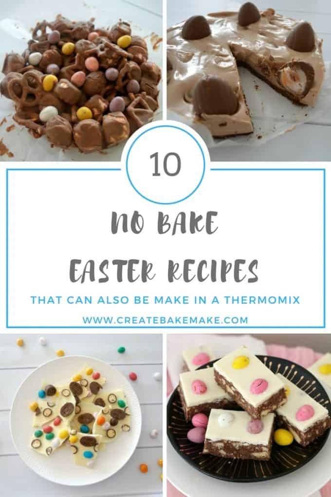10 No Bake Easter Recipes