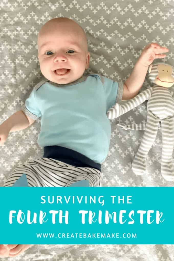 Surviving the Fourth Trimester