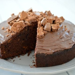 Easy Tim Tam Cake