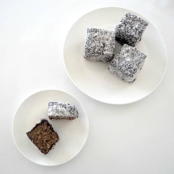 Chocolate Lamington Recipe