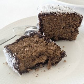 Chocolate Lamington Recipe