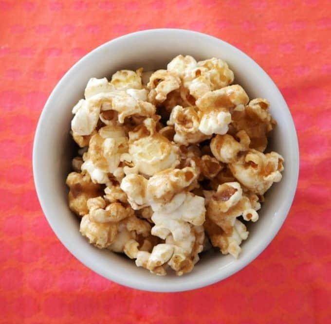 Easy Cinnamon Popcorn Recipe