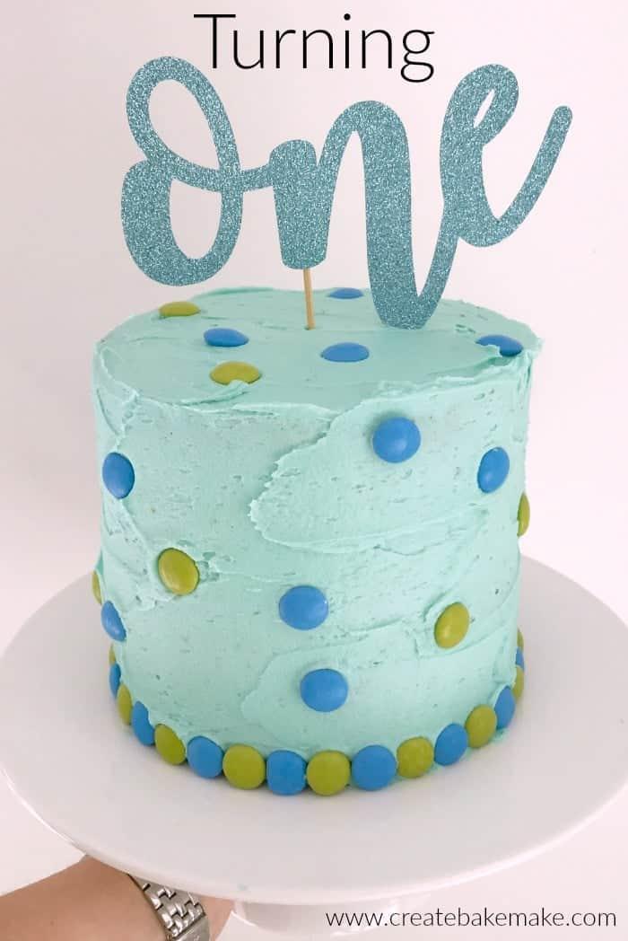 Simple First Birthday Ideas