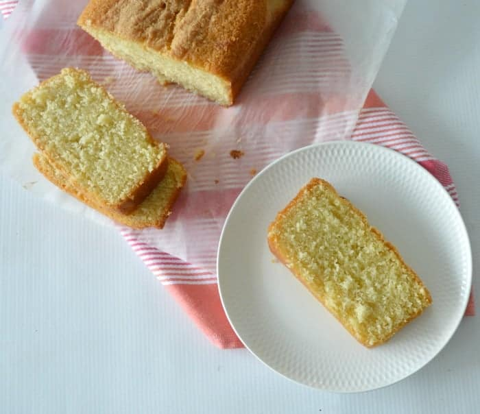 Easy Coconut Loaf Recipe