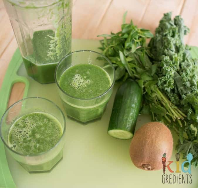 Healthy Smoothie Recipes for Kids