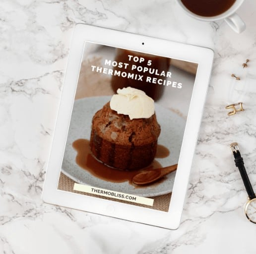 Free Thermomix Recipe Ebook