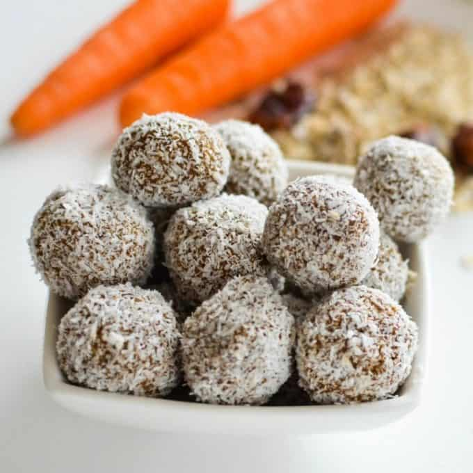 Healthy Lunch Box Snacks