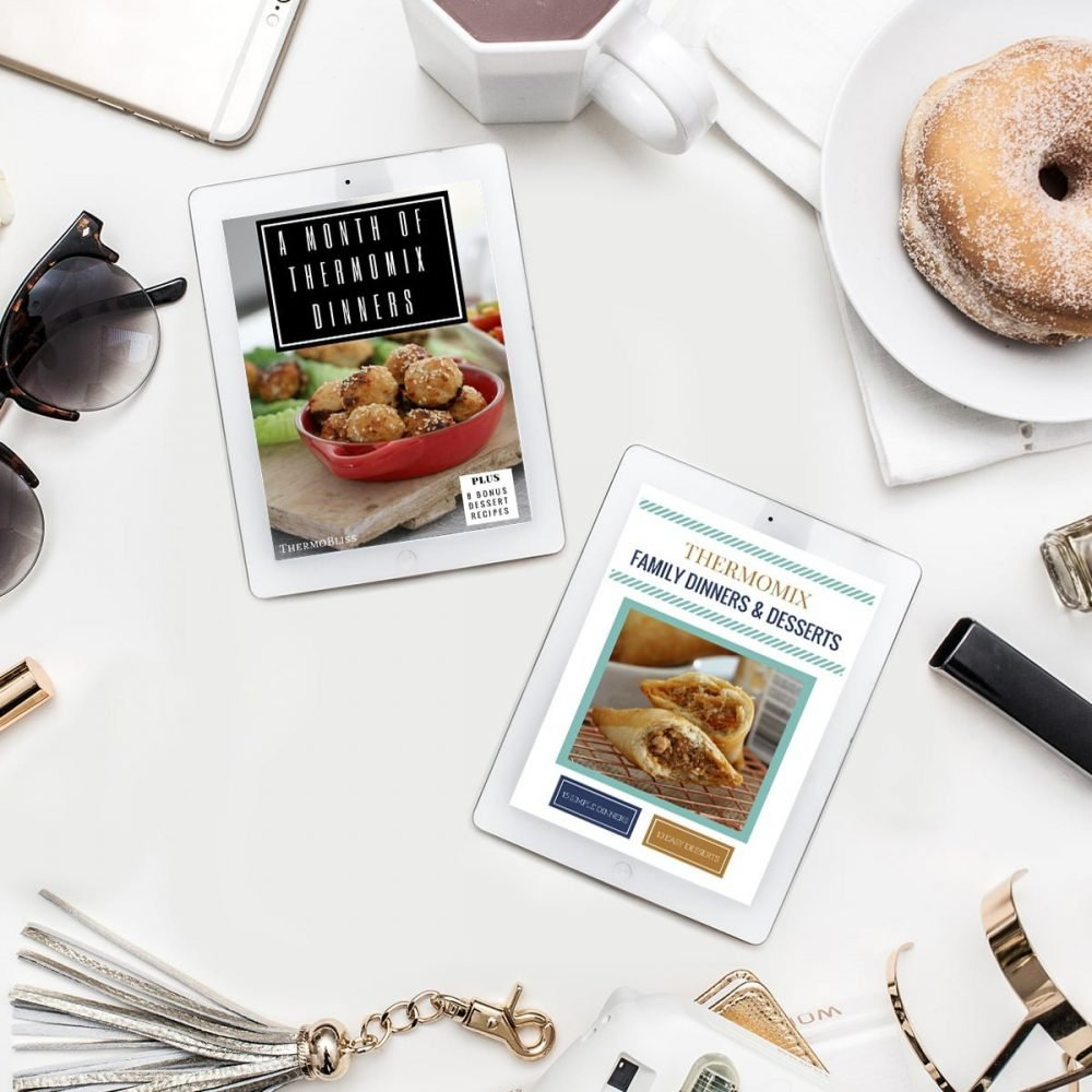 Thermomix Family Meals eBook Bundle