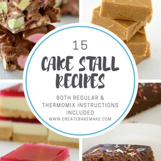 Cake Stall Recipes