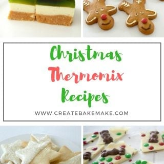 Christmas Thermomix Recipes