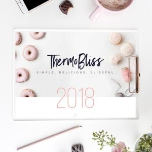 ThermoBliss Thermomix Recipe Calendar
