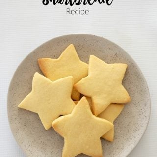 Thermomix Shortbread Recipe