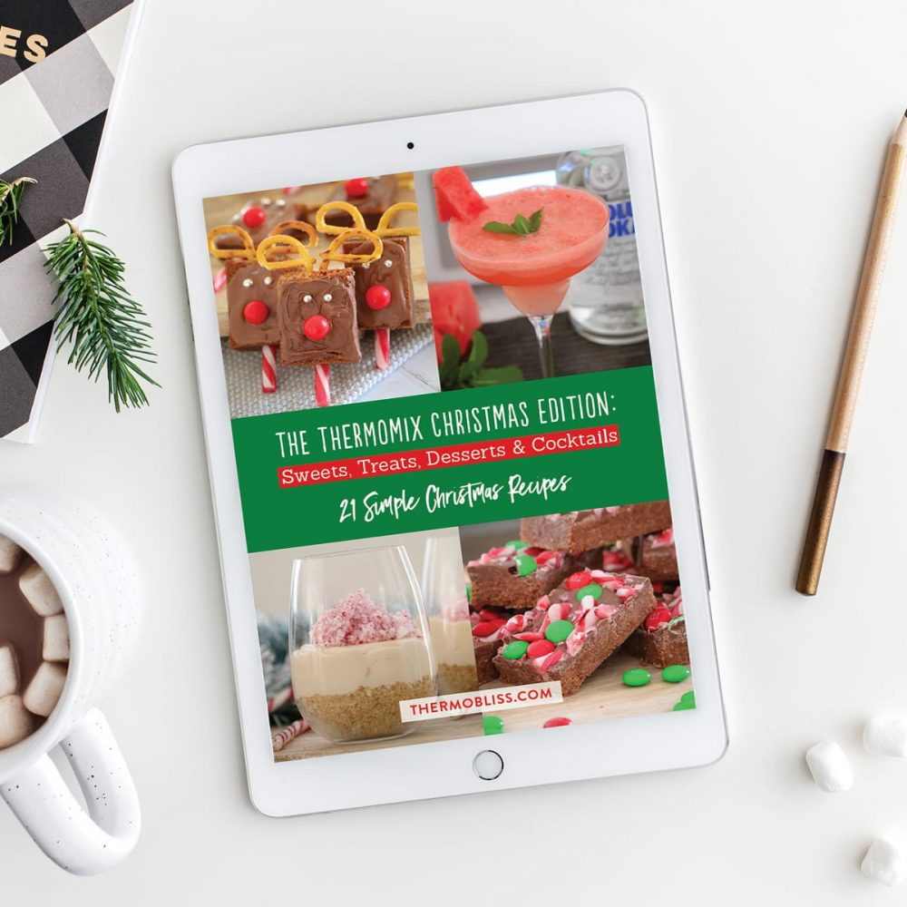 Thermomix Christmas Recipe Book