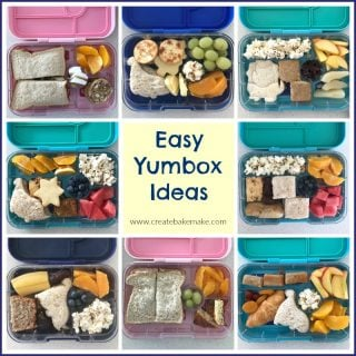 Easy Yumbox Ideas