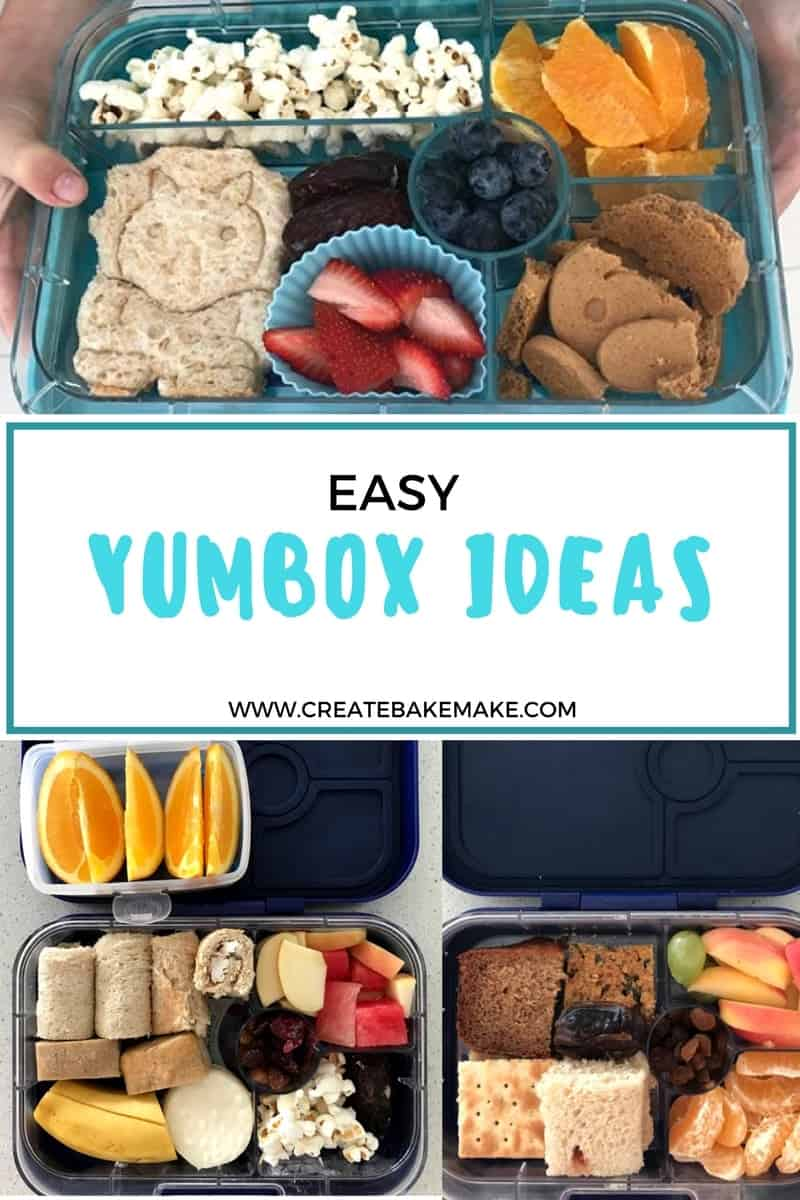 Easy Yumbox Ideas