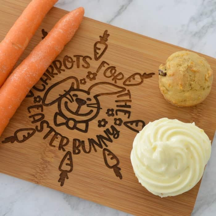 Easy Carrot Cake Muffin Recipe
