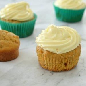 Easy Carrot Cake Muffin Recipe