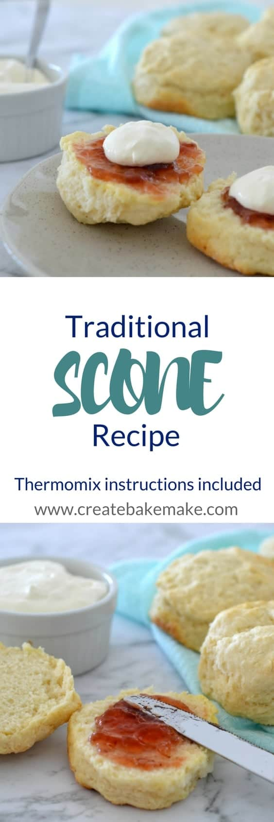 Traditional Scone Recipe