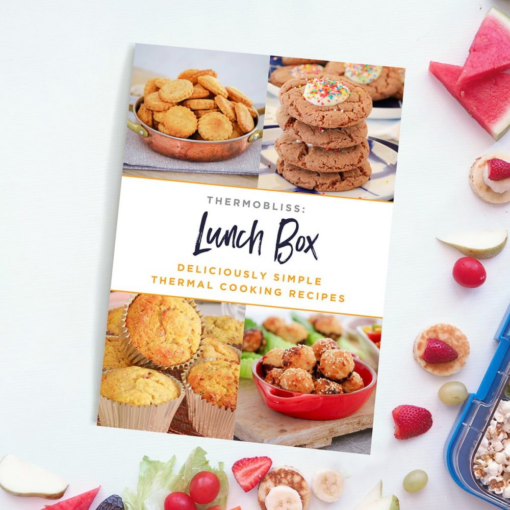 Thermomix Lunchbox Book