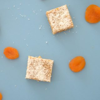 No Bake Apricot and Coconut Slice Recipe