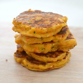 Sweet Potato Fritters Recipe