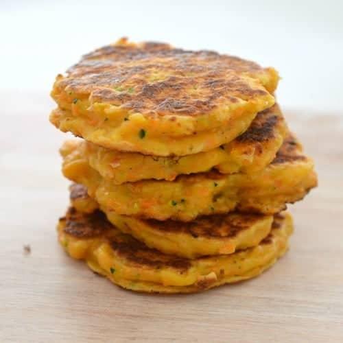 Sweet Potato Fritters Recipe