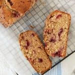 Easy Banana and Raspberry Loaf with Thermomix instructions also included.