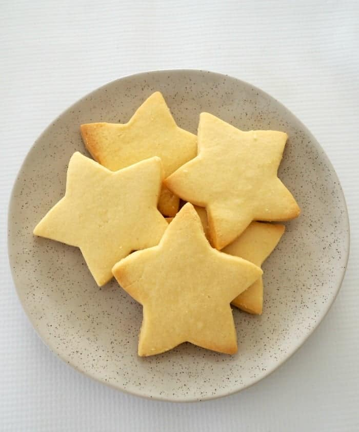 Easy Thermomix Shortbread Recipe Create Bake Make
