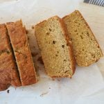 Easy Banana and Zucchini Loaf Recipe. Great for the kids, lunchbox friendly and Thermomix instructions also included