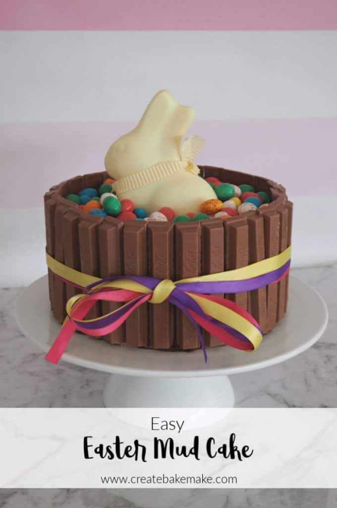 How to put together an easy Easter Mud Cake Hack