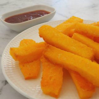 How to make Polenta Chips
