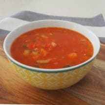 How to make a family friendly Vegetable Soup