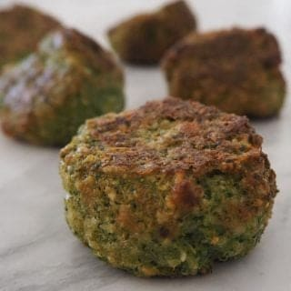 Easy Broccoli and Cheese Balls Recipe