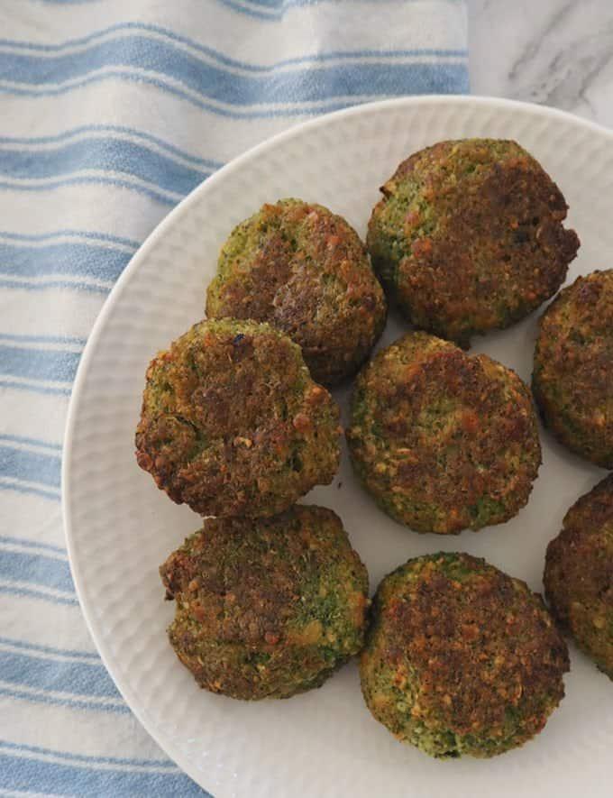 Easy Broccoli and Cheese Balls Recipe
