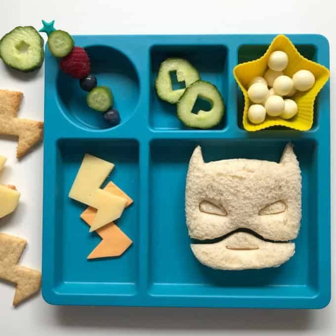 Lunch Punch Pairs Superhero