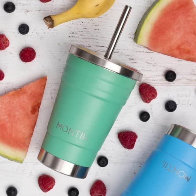 Buy MontiiCo Mini Smoothie Cups Gree