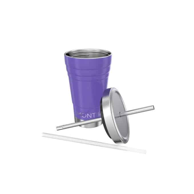 Buy MontiiCo Mini Smoothie Cups Purple
