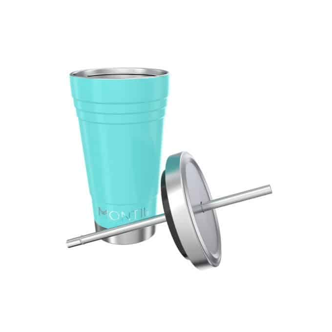 MontiiCo Smoothie Cups Teal