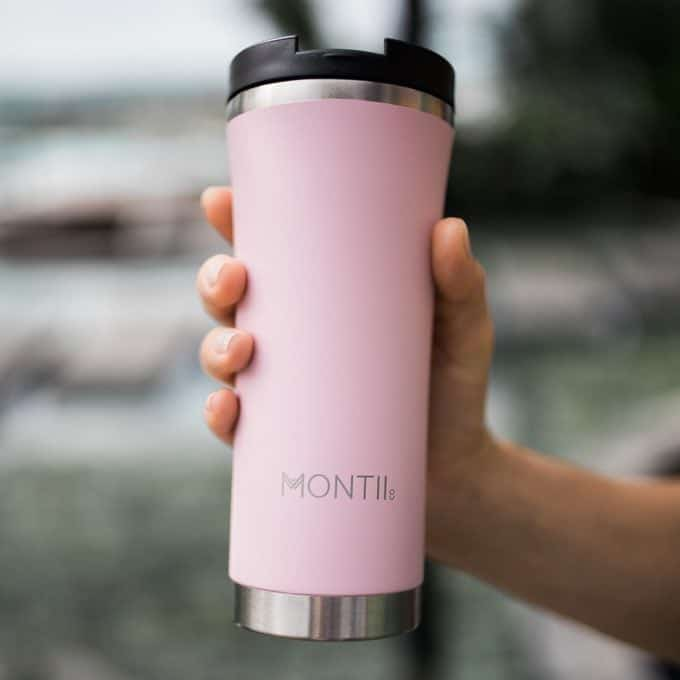 MontiiCo Reuseable Coffee Cup