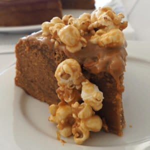 Easy Caramel Mud Cake Recipe