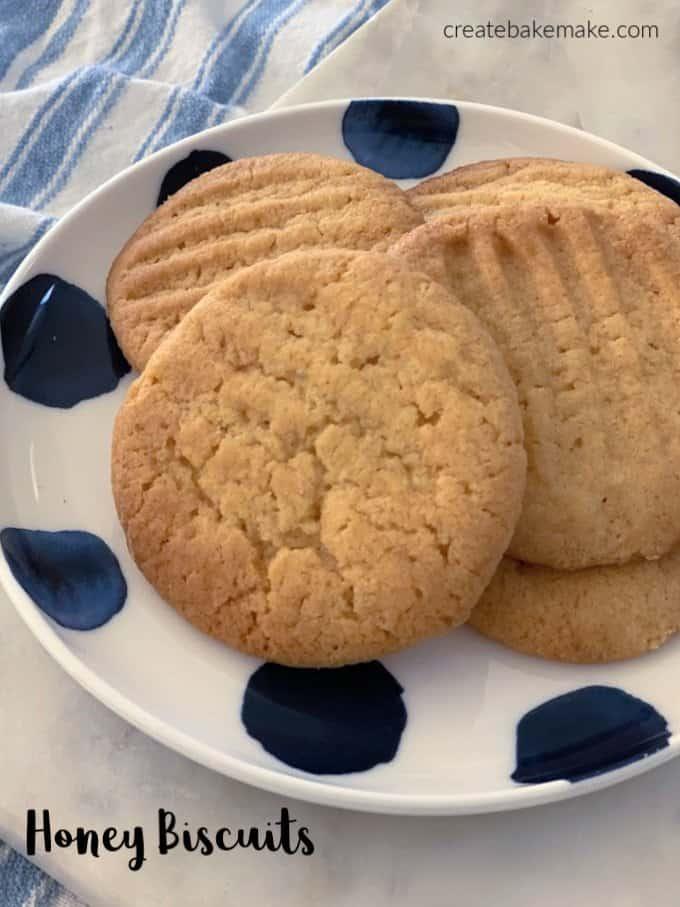 Honey Biscuits Classic Recipe Create Bake Make