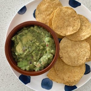 How to make The Best Guacamole Recipe with Thermomix instructions also included